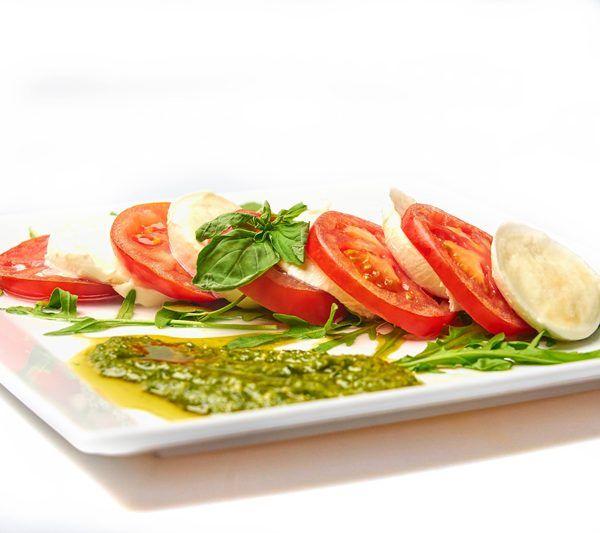 restaurante-italiano-en-Barceloneta-caprese-di-bufala